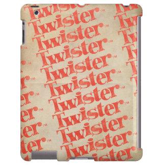 Twister Vintage Logo iPad Case