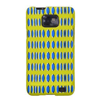 Twisting of cylinder - Optical illusion Samsung Galaxy SII Case