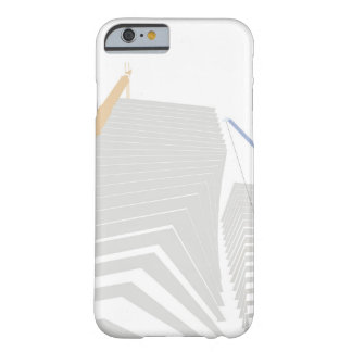 Twisting Towers Barely There iPhone 6 Case
