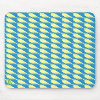 Twists of Yellow 2, Mousepad © AH 2015