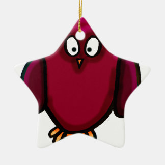 Twit twoo owl christmas ornament