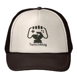TwitchMag.com - Black / Cap