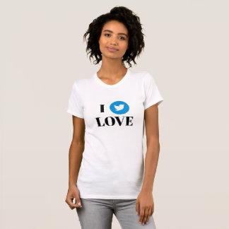 Twitter American Apparel Fine Jersey T-Shirt