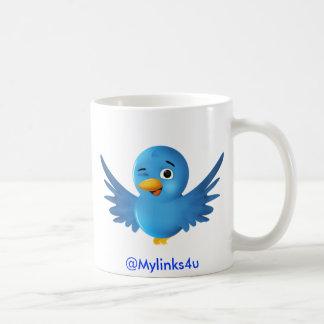 Twitter Coffee Cup Coffee Mugs