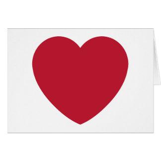 Twitter Coils Heart Emoji Card