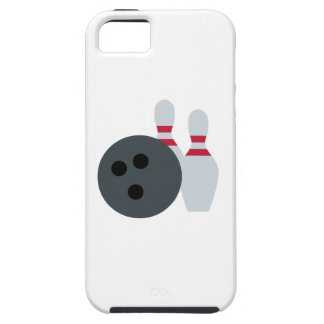 Twitter Emoji - Bowling fans iPhone 5 Case