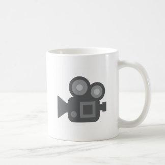 Twitter Emoji - Camera film making Coffee Mug