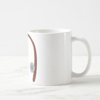 Twitter emoji - Fishing Basic White Mug