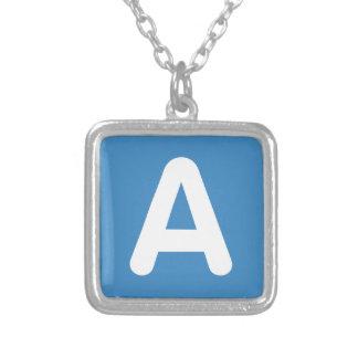 Twitter Emoji - Letter A