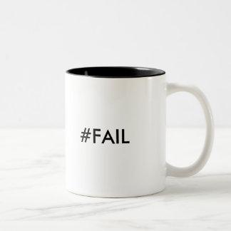Twitter #FAIL username mug