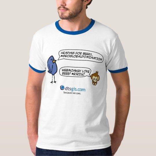 Twitter Geoglobaldomination Shirt