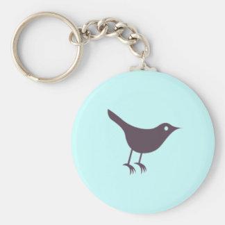 Twitter Key Ring