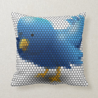 Twitter Little Bird Cushion
