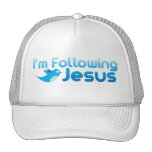 Twitter me I'm Following Jesus Christ