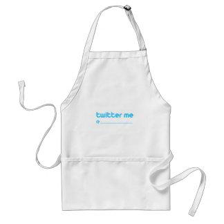 twitter me @ standard apron