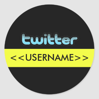 Twitter tweet twit Sticker