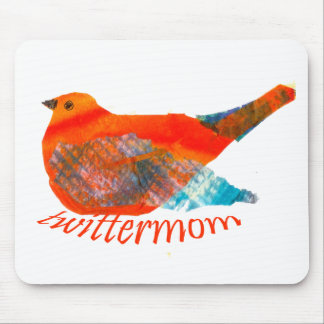 TwitterMom Mouse Mat