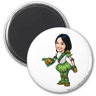 Twitterpate Mystery Island Staff Player Fridge Magnets