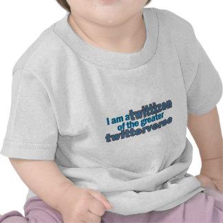 Twitterverse Twittizen T Shirt