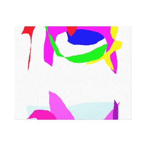 Two 2 canvas prints