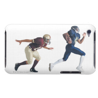 two african american american football players iPod Case-Mate cases