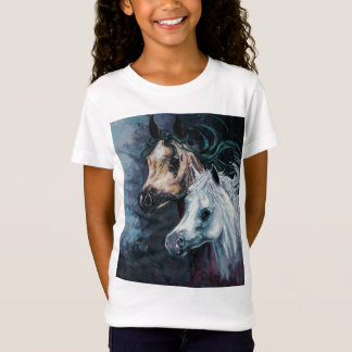 Two Arabian colts T-Shirt