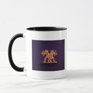Two archers mug