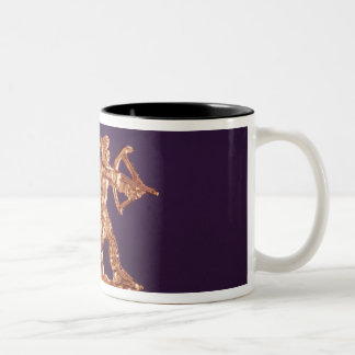 Two archers Two-Tone coffee mug