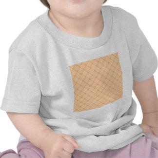 Two Bands Small Diamond - Orange1 Shirt