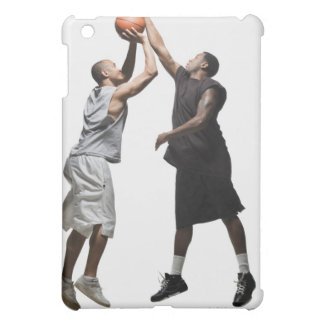 Two basketball players iPad mini case