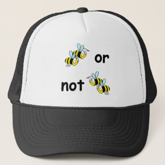 Two Bees or Not Two Bees Hat