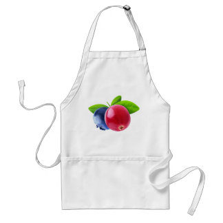 Two berries standard apron