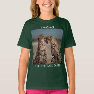 Two Big Cats T-Shirt