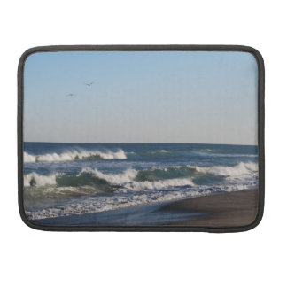 Two Birds over Kure Beach Sleeve For MacBook Pro