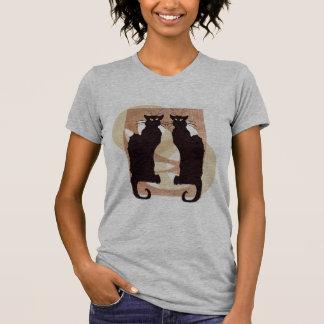 Two Black Cats T-Shirt