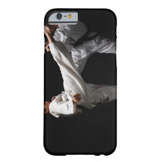 Two Blackbelts Sparring Barely There iPhone 6 Case