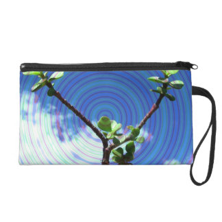 Two branches plant with spiral.jpg wristlet purses