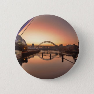 Two Bridges 6 Cm Round Badge