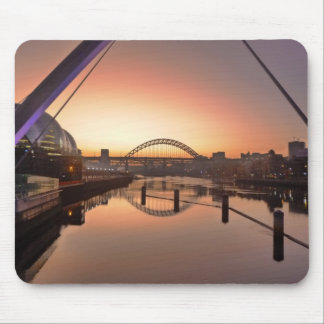 Two Bridges Mouse Mat