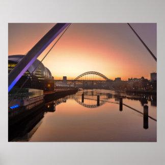 Two Bridges Poster