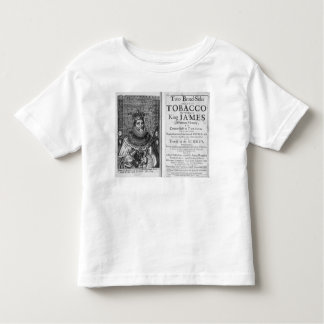 'Two Broadsides Against Tobacco Toddler T-Shirt