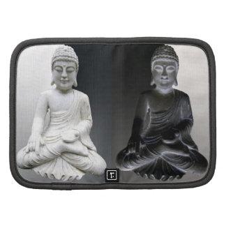 Two Buddhas Folio Planner