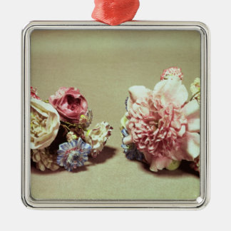 Two bunches of Vincennes flowers Christmas Ornament