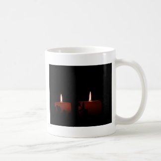 Two Candles Mugs