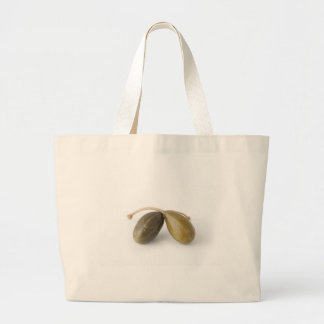 Two Capers Jumbo Tote Bag