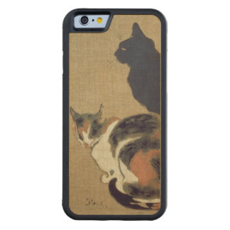 Two Cats, 1894 Maple iPhone 6 Bumper