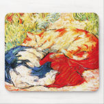 Two Cats Mouse Pad