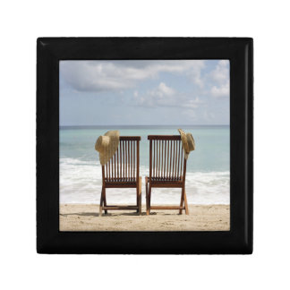 Two Chairs On Beach | Barbados Gift Box