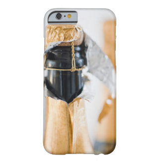 Two champagne bottles barely there iPhone 6 case