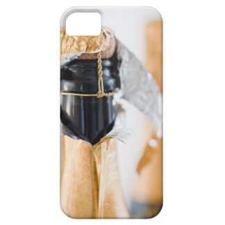 Two champagne bottles iPhone 5 cases
